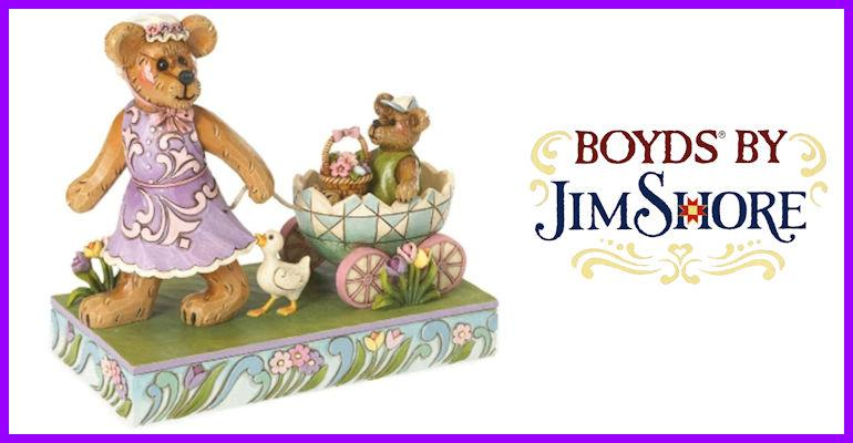 Boyds by Jim Shore